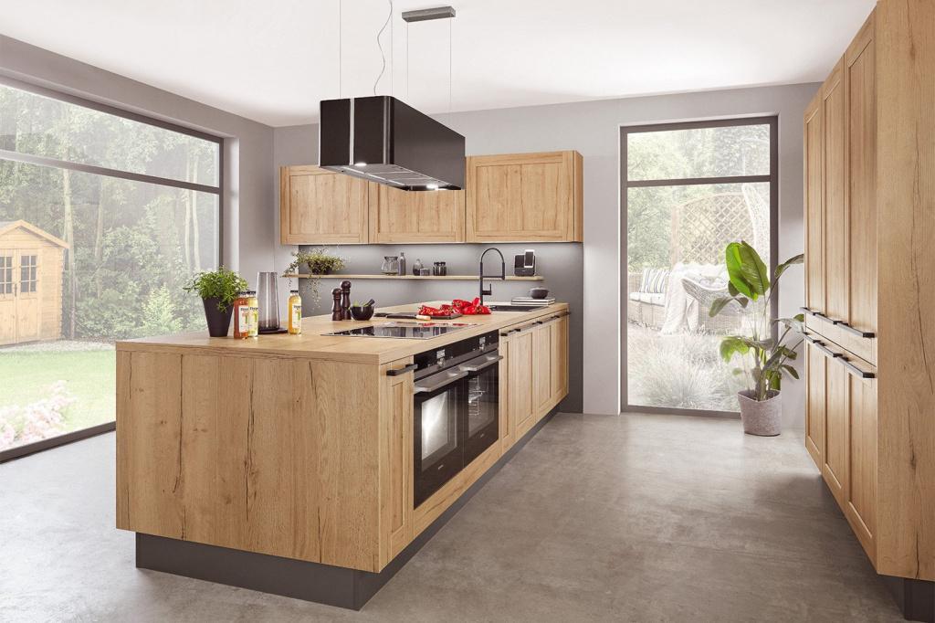 Особенности планировки кухни в квартире