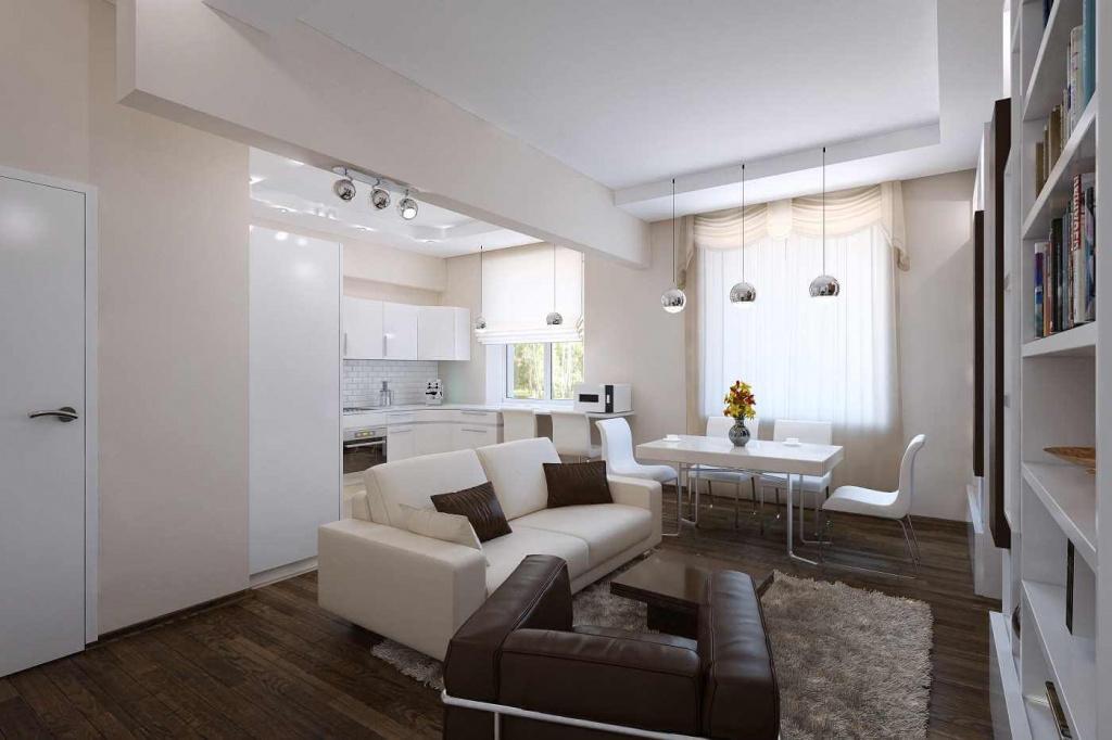 Как обставить двухкомнатную квартиру?