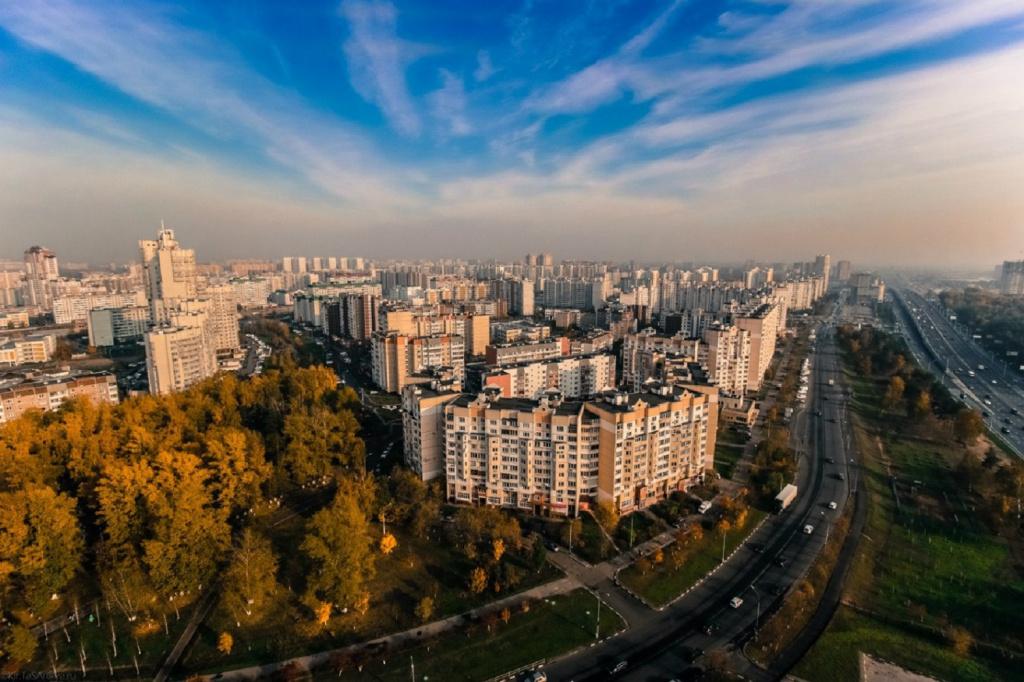 Самые безопасные районы Москвы для покупки квартиры