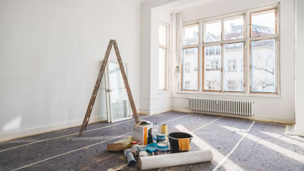 Капитальный ремонт квартиры в старом фонде