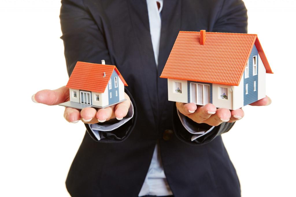 Как обменять две квартиры на квартиру побольше