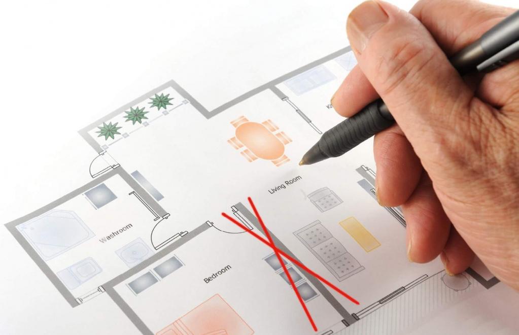 Перепланировка квартиры. Что можно сделать, а что нельзя?