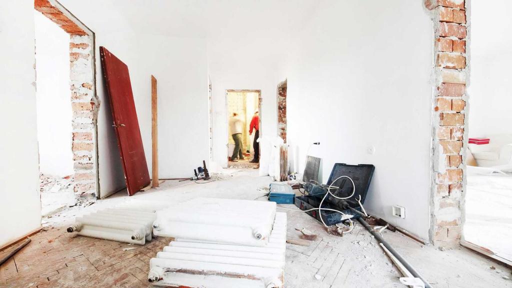 Сколько стоит капитальный ремонт квартиры в Москве
