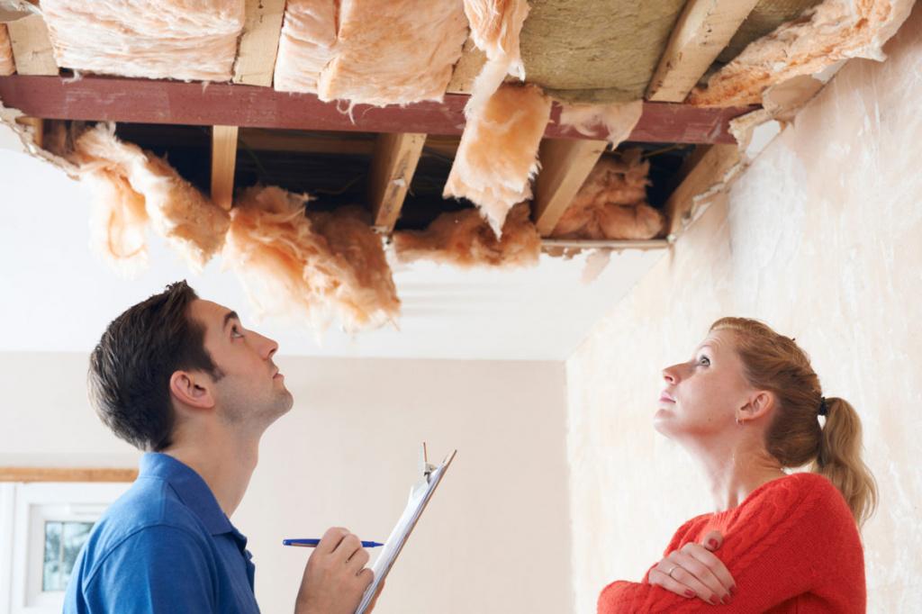 Кто должен отвечать за ущерб перед соседями во время ремонта