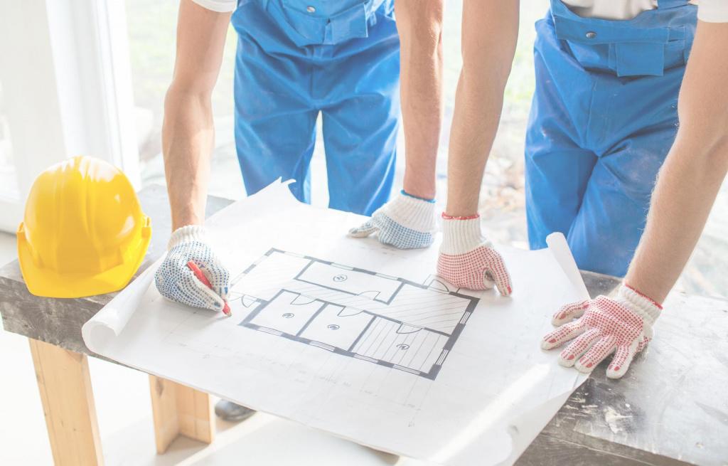 План ремонта квартиры с нуля